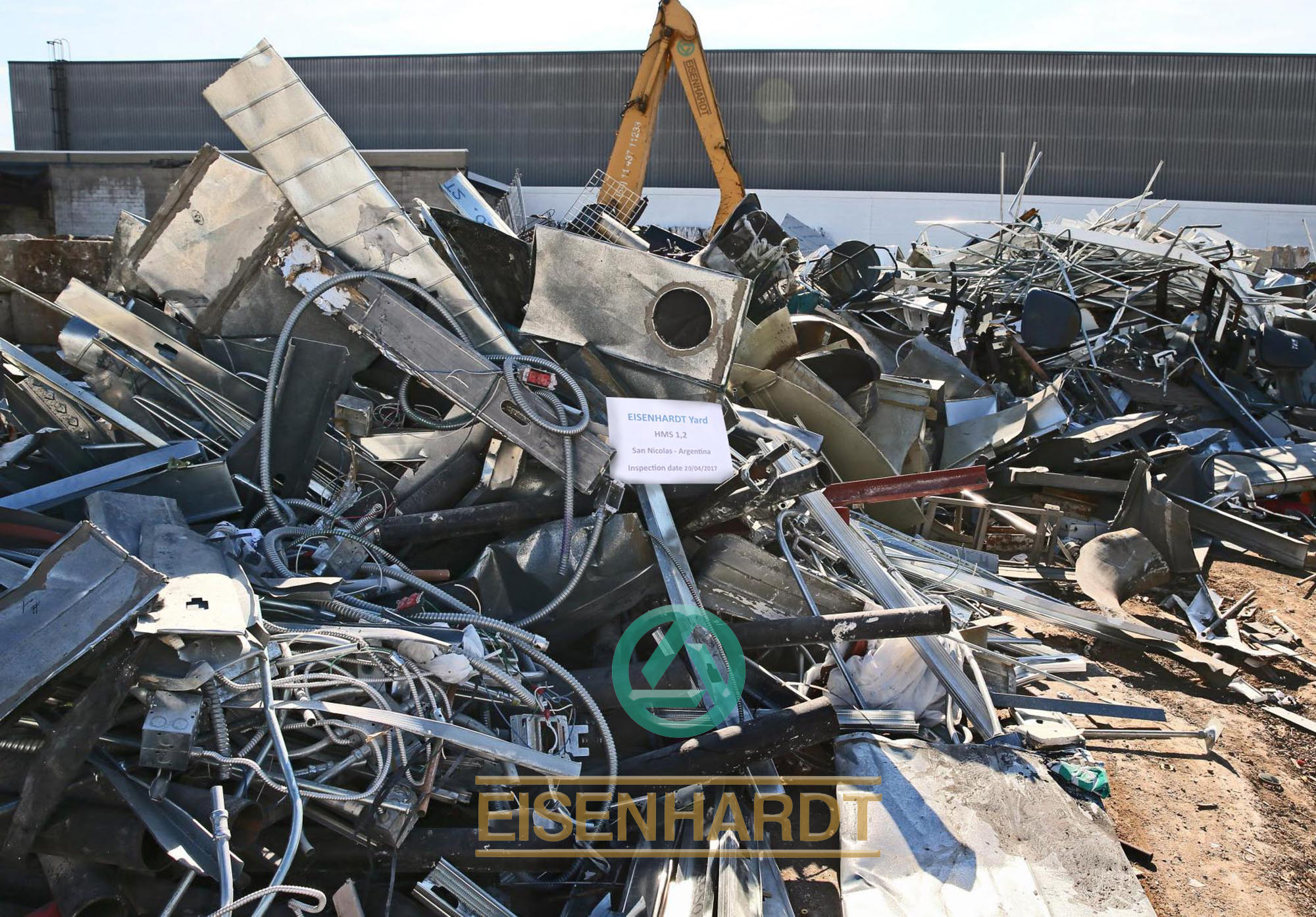 scrap metals eisenhardt recycling