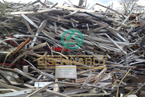 aluminium extrusions scrap profiles EISENHARDT Recycling