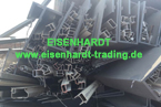 Al aluminium profiles scrap EISENHARDT Recycling