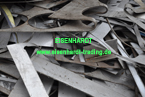 stainless steel scrap EISENHARDT Recycling