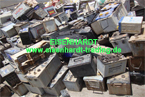 used drained lead Pb batteries scrap EISENHARDT Recycling